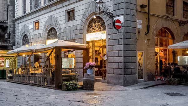 esterno - MaMMaMia Firenze, Florence