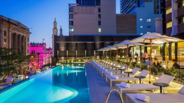 Pool Terrace and Bar, Brisbane (QLD)