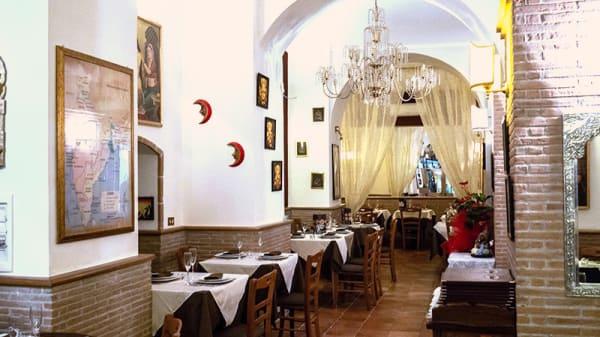 Vista della sala - Gandhi 2, Roma