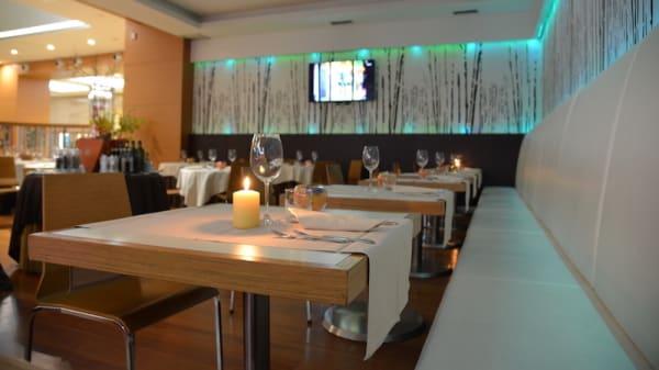 Interno Ristorante Bamboo - Sera - Bamboo - Hotel Diamante Alessandria, Alessandria