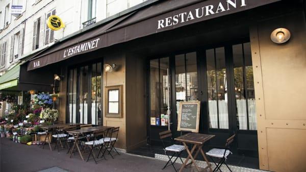 Entrée - L'Estaminet, Rueil-Malmaison