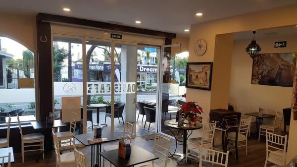 The Oasis Cafe Restaurante Fuengirola, Fuengirola