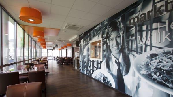 marktbistro im food hotel Neuwied, Neuwied