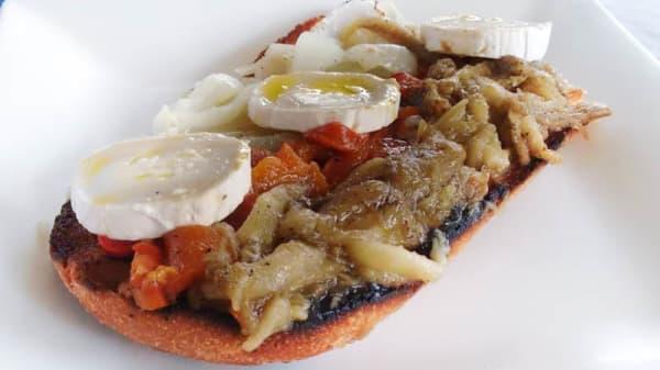 sugerencia del chef - El Caracol del Bierzo, Carracedelo
