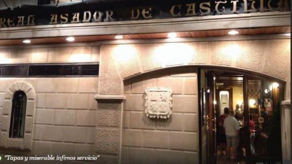 asador - Real Asador de Castilla, Granada