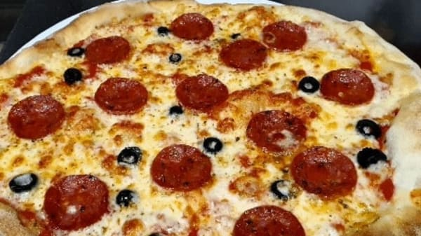 Pizza Pepperoni - A Pompeia Trattoria Pizzeria, Sant Cugat del Vallés
