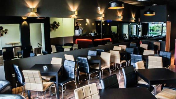 Vista da sala - Ego Lounge, Porto