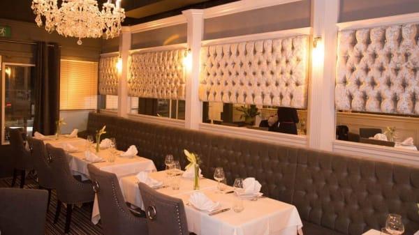 Room - Tiffin restaurant, Birmingham