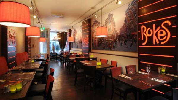 Het restaurant - Bokes, Maastricht