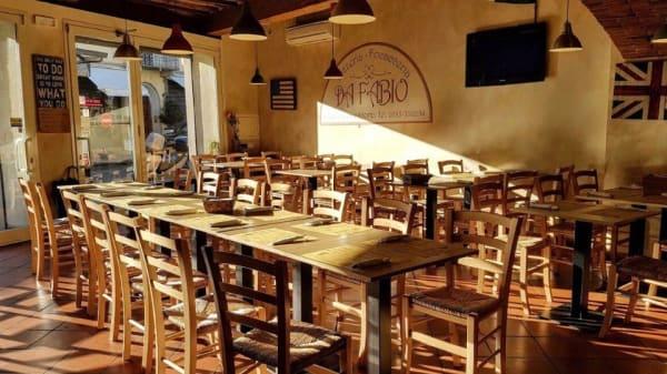 Sala - Pizzeria Focacceria da Fabio, Lucca