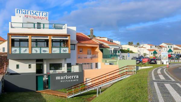 Fachada - Restaurante Mariserra, Ponta Delgada