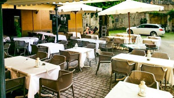 La terrazza - Ristorante Cassone, Malcesine