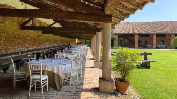 Esterno - Antico Borgo della Certosa, Certosa di Pavia