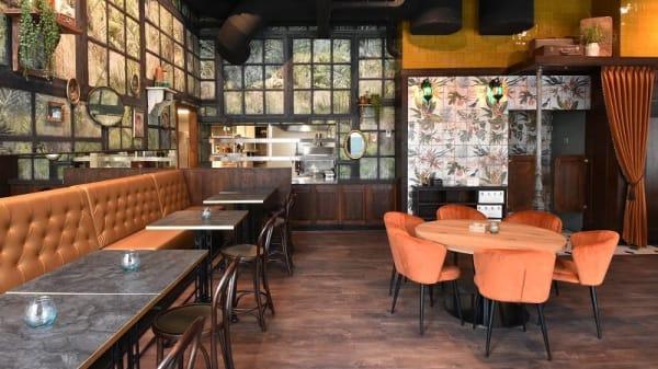 Eetcafé de Baron, Utrecht