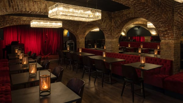 Restaurant - Take Five, Bruges