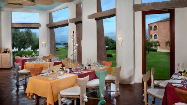 Cala di Volpe Restaurant a Porto Cervo - Menu, prezzi, immagini, recensioni  e indirizzo del ristorante