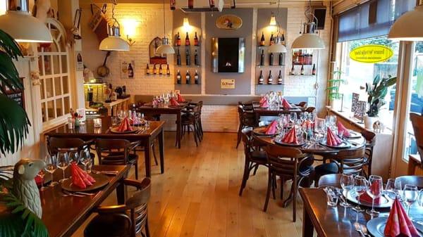 Het restaurant - Brasserie Het Vrolijke Schaap, Oudenbosch