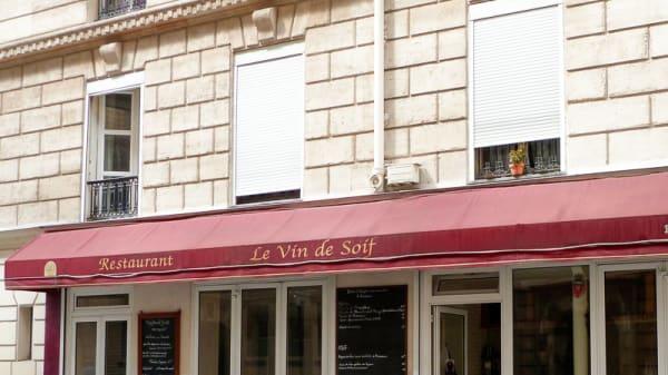 Le Vin de Soif, Paris