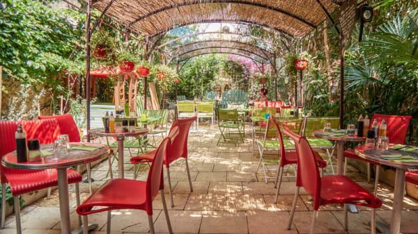jardin - Pouce, Marseille