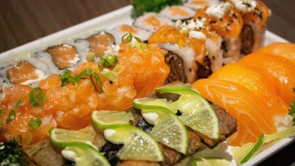 Kazaki Sushi, São Paulo