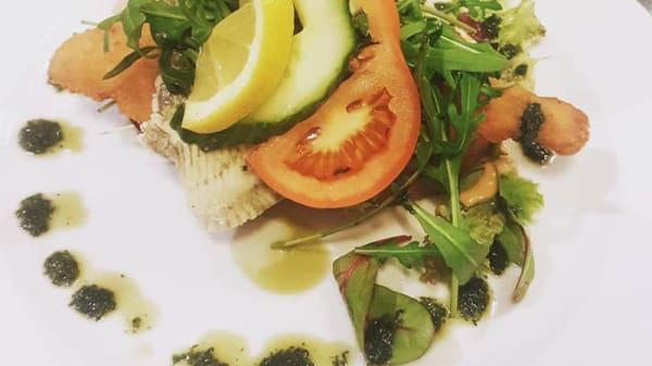 kockens forslag - Restaurant Ciao, Fredensborg