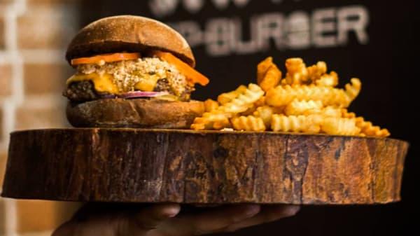 Sugestão do chef - Haus SP Burger, São Paulo