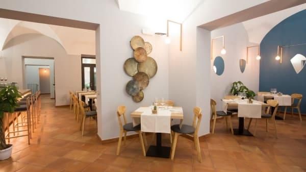 Vista sala - Chef Dedé, Catania