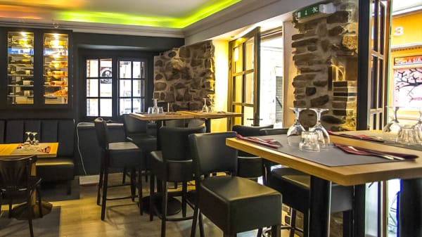 Salle du restaurant - O'Morena, Nice