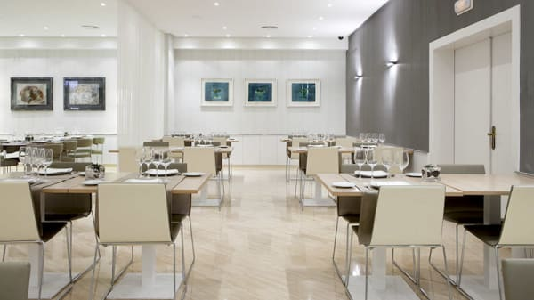 Detalle interior - Acanto - Hotel NH Rallye, Barcelona