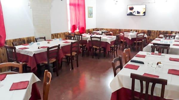 VIsta sala - Grill House, Catanzaro