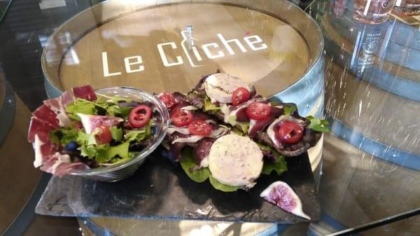 Plat - Le Cliché, Bois-Colombes