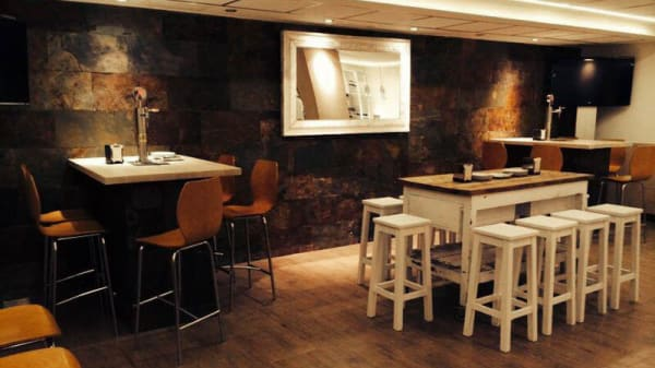 Sugerencia del chef - Belaunde 22, Madrid
