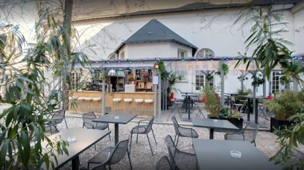 Terrasse - Café A, Paris