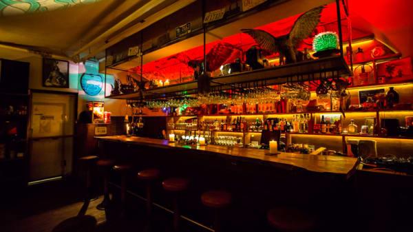 Bar - Geronimo's FGT, Stockholm