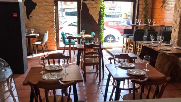 Sala - Cabaña Grill Alicante, Alicante
