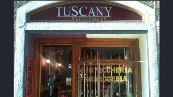ingresso - Tuscany Bistrot, Firenze