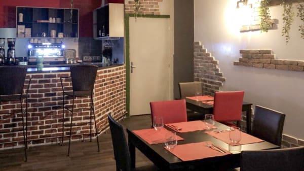 Vue de la salle - llk restaurant, Savigny-le-Temple