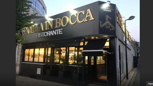 Sicilia in Bocca - Sicilia in Bocca, Bordeaux