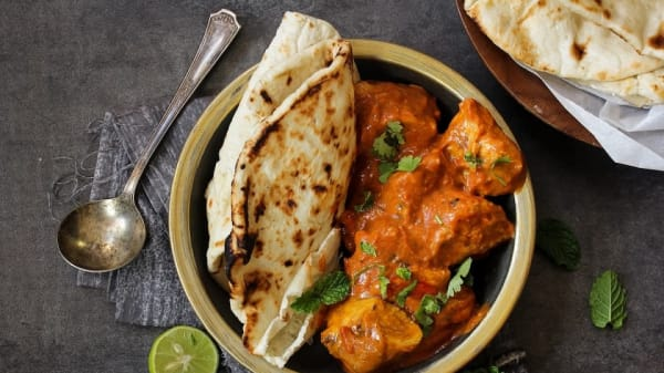 dinner - Restaurant India (Hedehusene), Hedehusene