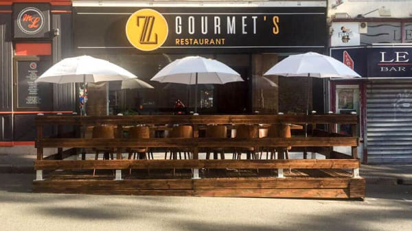Terrasse - Z´Gourmet's, Angers