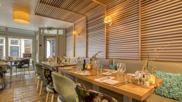 Restaurant - Ries Eten en Drinken, Den Bosch