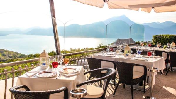 La Terrazza - La Terrazza ristorante bistrot, Costermano