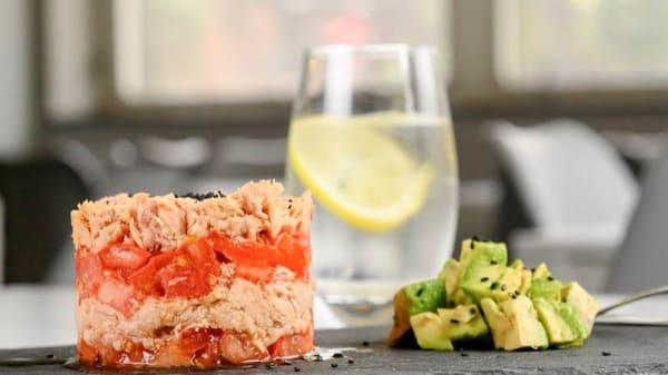 Sugerencia del chef - Healthy Gourmet by Reto 48, Madrid