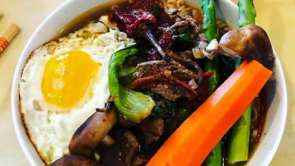 Course's suggestion - Tibet Kitchen, Katoomba (NSW)