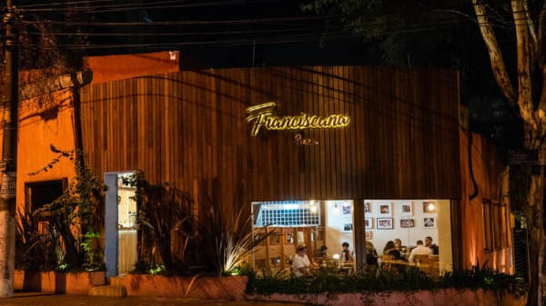 Entrada - Franciscana Pizza, São Paulo
