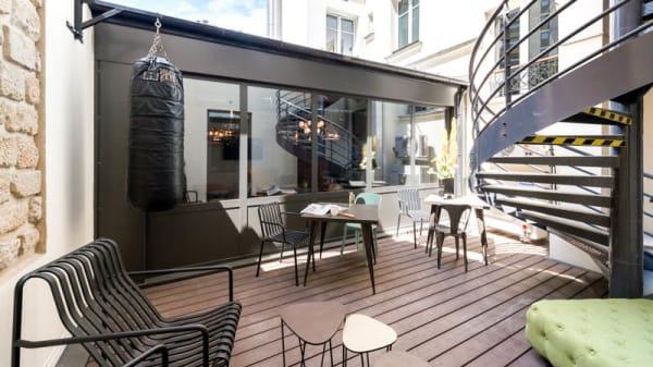 Terrasse - Mangeaver, Paris