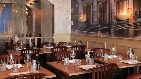 Het restaurant - Sapori d'Italia, Den Haag