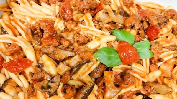 Suggerimento dello chef - Camerlingo Bistrot, Matera