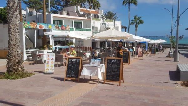 Terraza - Paradise Lounge & Bar, Corralejo