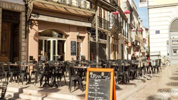 Terrasse - Café Divan, Mont-de-Marsan